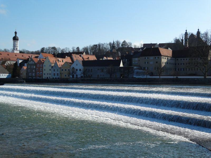 Ein Blick zurück auf Landsberg