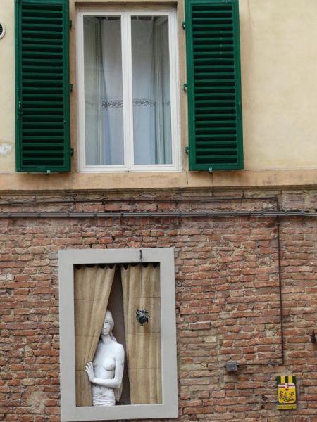 Abschied aus Siena