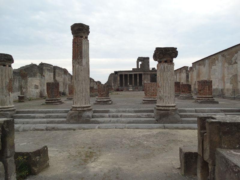 Basilika aus dem 2. Jhdt. v. Chr.