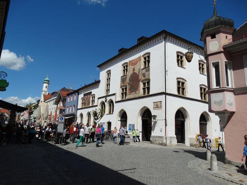 ein Sonntagnachmittag in Murnau