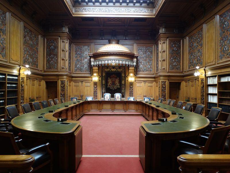 Ratsstube im Senatsgehege