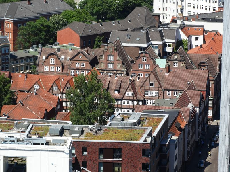 altes Kaufmannsviertel