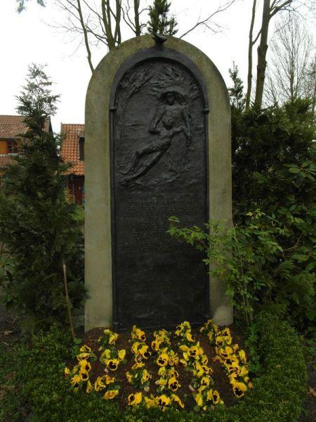 Familiengrab von Klara Rilke-Westhoff