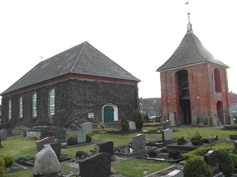 Deichkirche inCarolinensiel