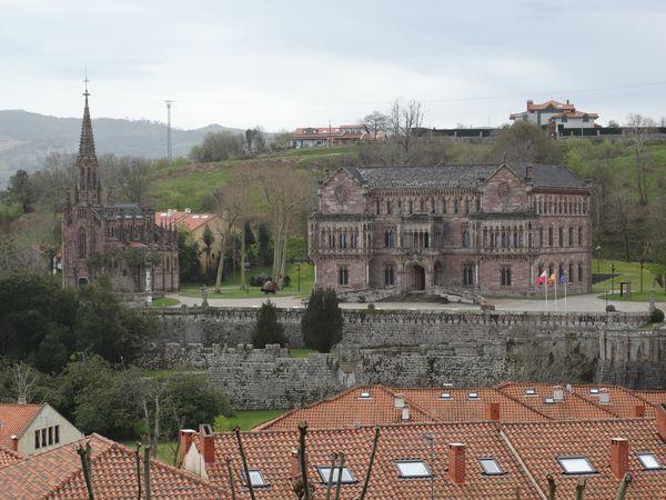 neugotischer Palacio de Sobrellano