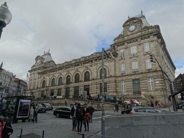 Estacao de Sao Bento (Bahnhof von Porto)