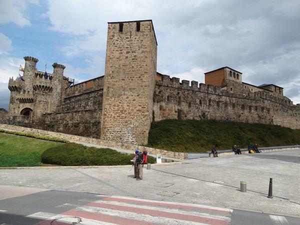Castillo de los Templarios (erbaut 1218 - 1380)
