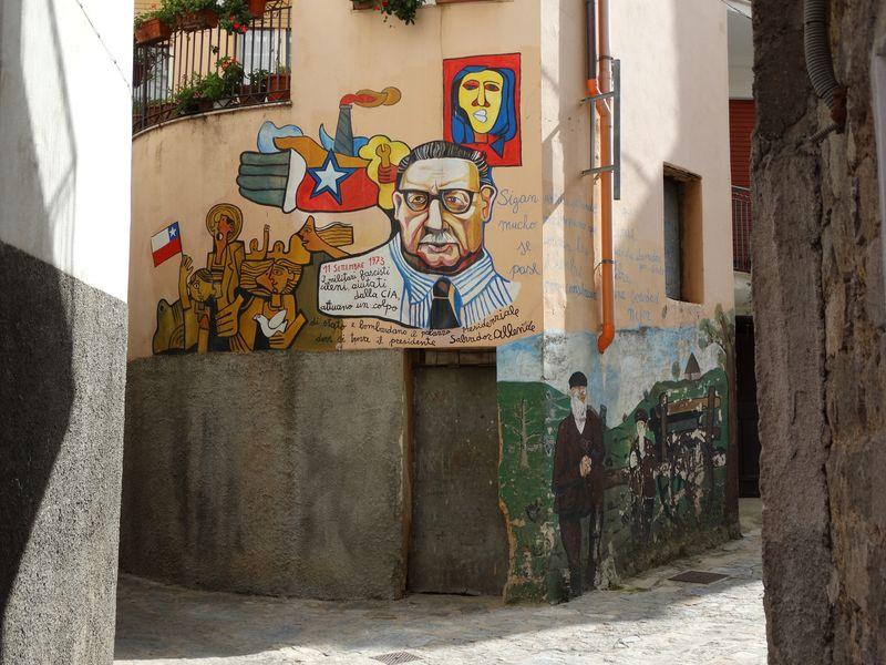 Erinnerung an den Staatsstreich in Chile am 11.September 1973 gegen den Präsidenten Salvador Alleende