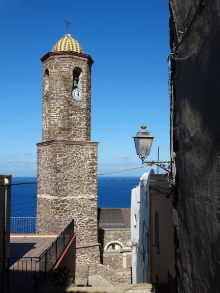 Campanile - ursprünglich Leuchtturm, später Glockenturm